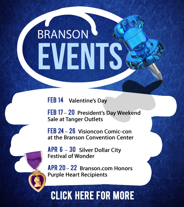 Branson missouri casino packages